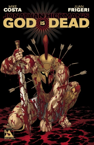 God Is Dead #23 (Iconic Cover)