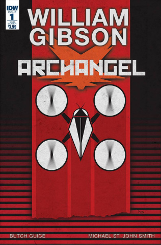 Archangel #1 (Subscription Cover)