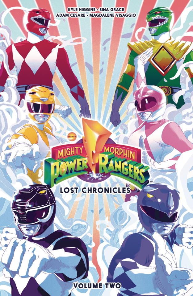 Mighty Morphin' Power Rangers: Lost Chronicles Vol. 2