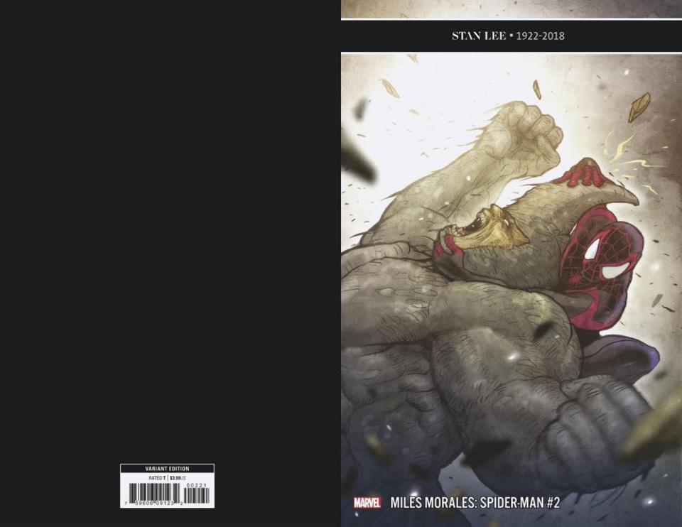 Miles Morales: Spider-Man #2 (Takeda Cover)