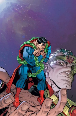 Action Comics #991 (Lenticular Cover)