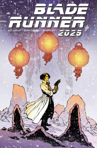 Blade Runner 2029 #4 (Mitten Cover)
