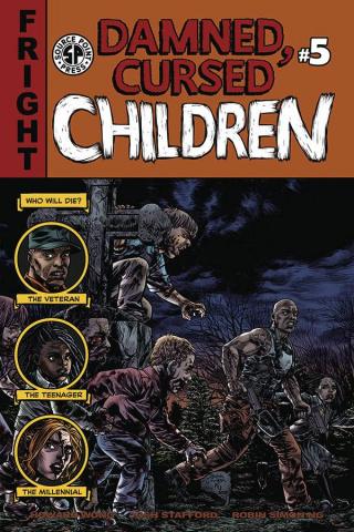 Damned, Cursed Children #5