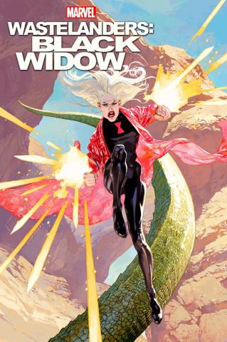 Wastelanders: Black Widow #1