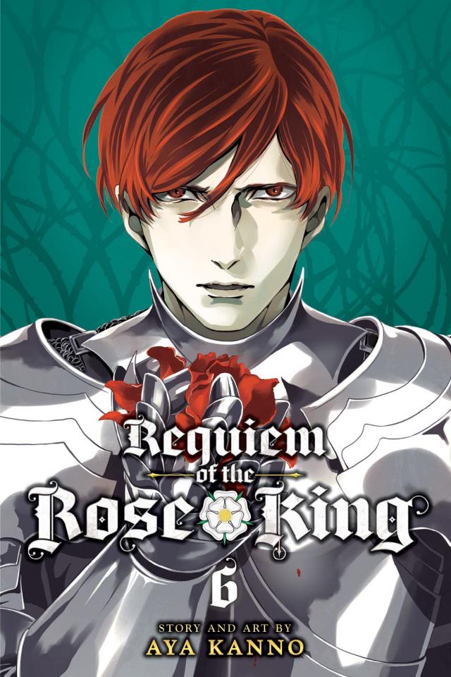 Requiem of the Rose King Vol. 6