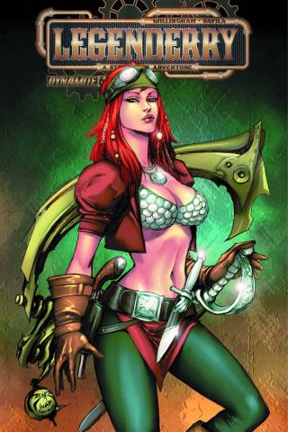 Legenderry: A Steampunk Adventure #6