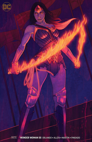 Wonder Woman #55 (Variant Cover)