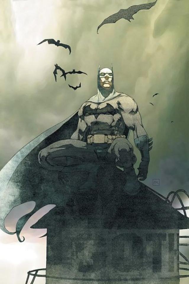 Gotham Central Vol. 4: Corrigan