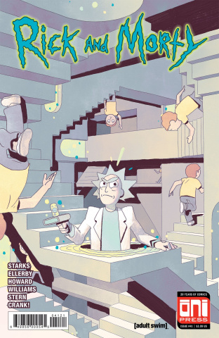 Rick and Morty #41 (Smart Cover)