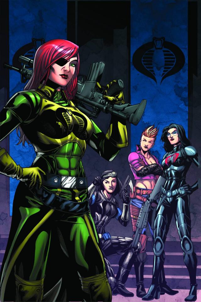 G.I. Joe vs. Cobra #6: Nocturnal Fire