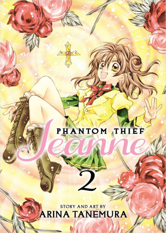 Phantom Thief Jeanne Vol. 2