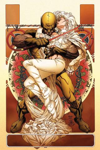 Marvel Portfolio: Joe Quesada