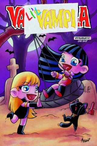Li'l Vampi #1 (Subscription Cover)