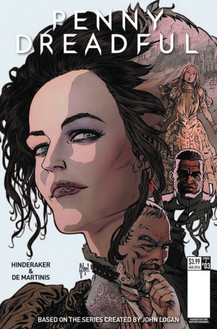 Penny Dreadful #3 (March Cover)