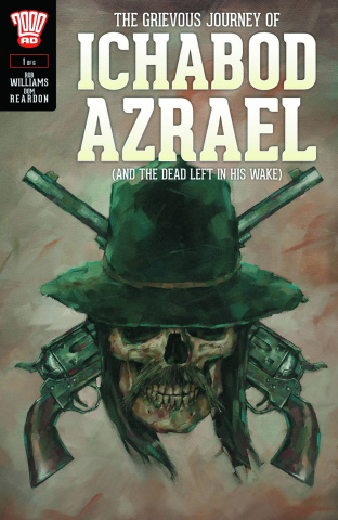 The Grievous Journey of Ichabod Azrael #1