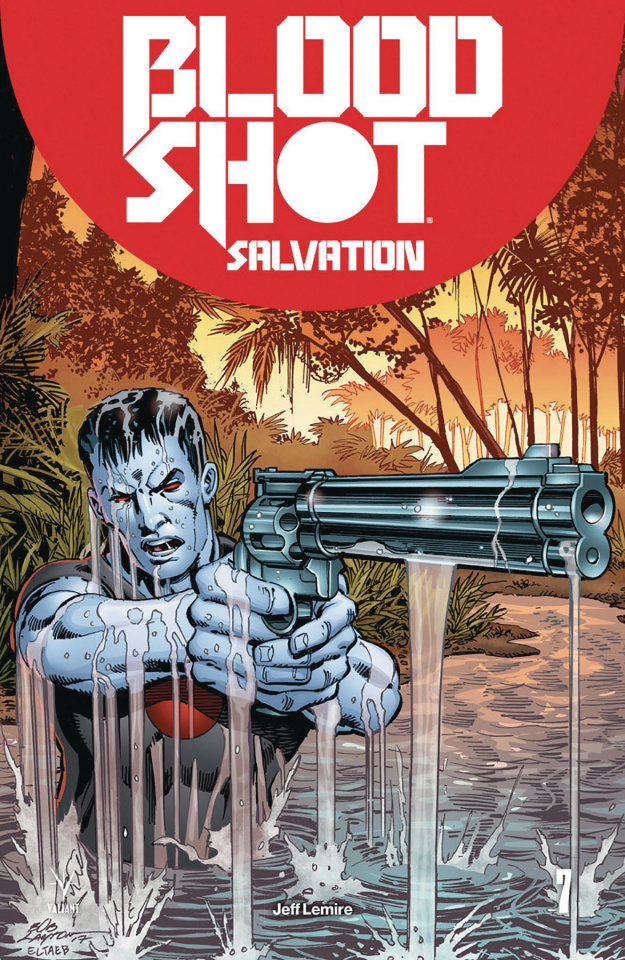 Bloodshot: Salvation #7 (50 Copy Layton Cover)