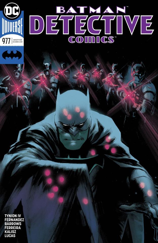 Detective Comics #977 (Variant Cover)
