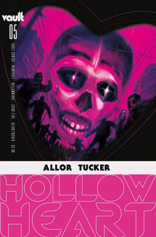 Hollow Heart #5 (Tucker Cover)