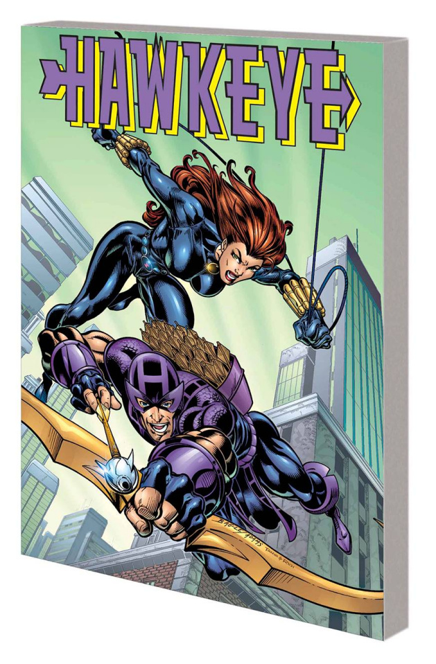 Hawkeye and the Thunderbolts Vol. 2