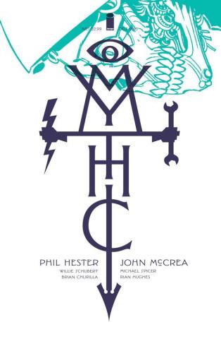 Mythic #7 (McCrea Cover)