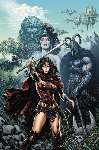 Wonder Woman: Rebirth Book 1