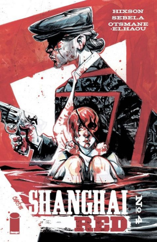 Shanghai Red #4 (Visions Cover)