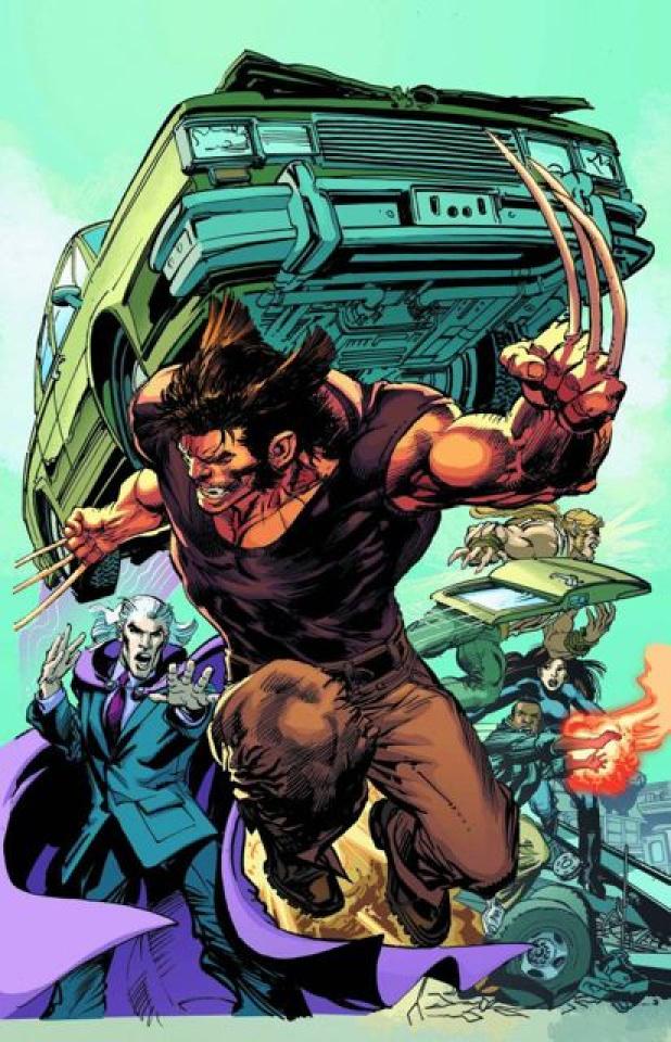 The First X-Men #2