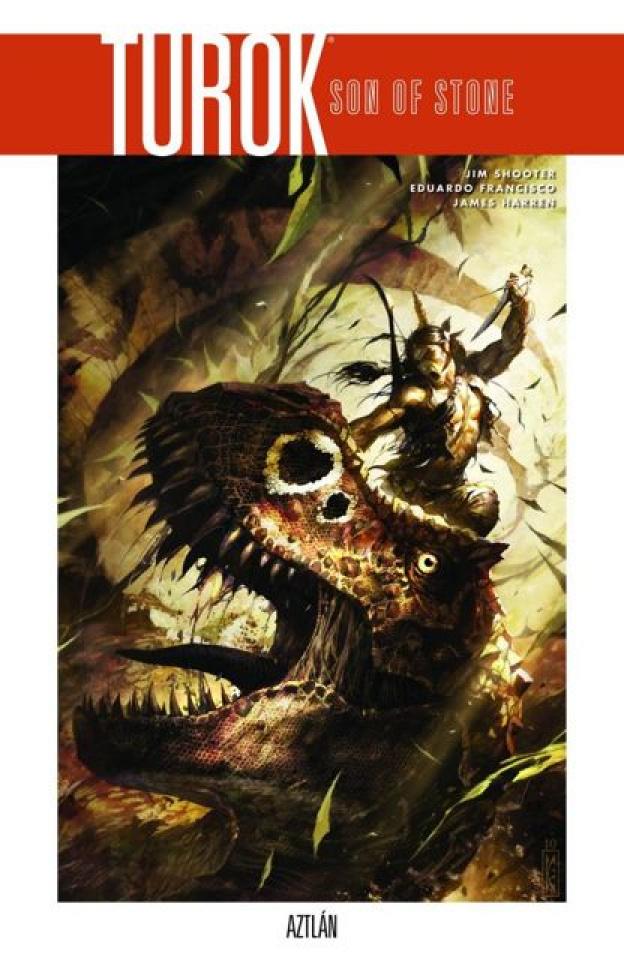 Turok, Son of Stone: Aztlan Vol. 1