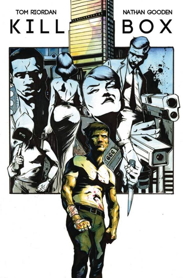 Killbox #1 (Gooden Cover)