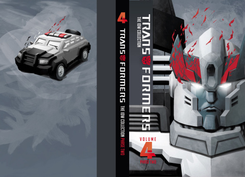 The Transformers: The IDW Collection Vol. 4: Phase 2
