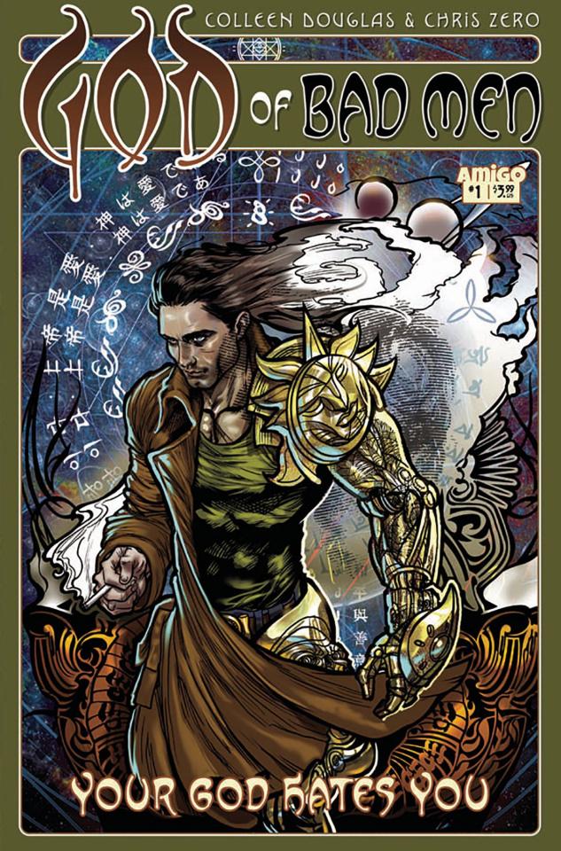 God of Bad Men #1 (Birchman Cover)