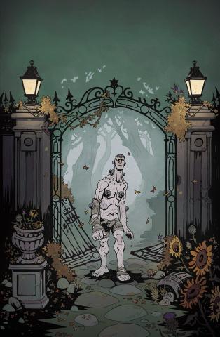 Frankenstein Undone #2 (Armini Cover)