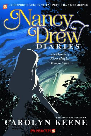 Nancy Drew Diaries Vol. 1