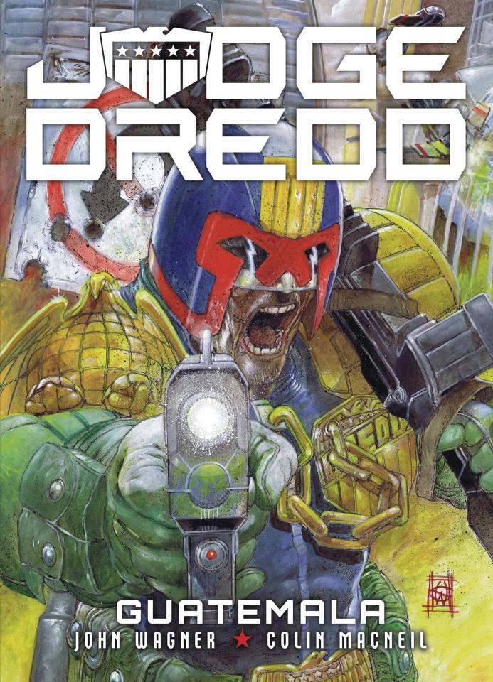 Judge Dredd: Guatemala