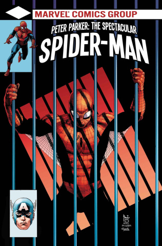 Peter Parker: The Spectacular Spider-Man #297 (Siqueira Cover)