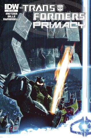 The Transformers: Primacy #2