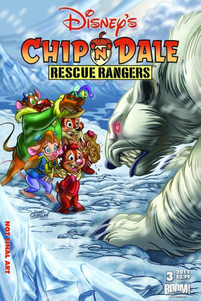 Chip 'N' Dale Rescue Rangers #3