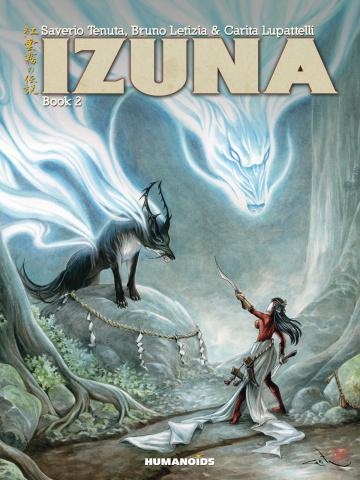 Izuna Book 2 (Oversize Deluxe Editon)