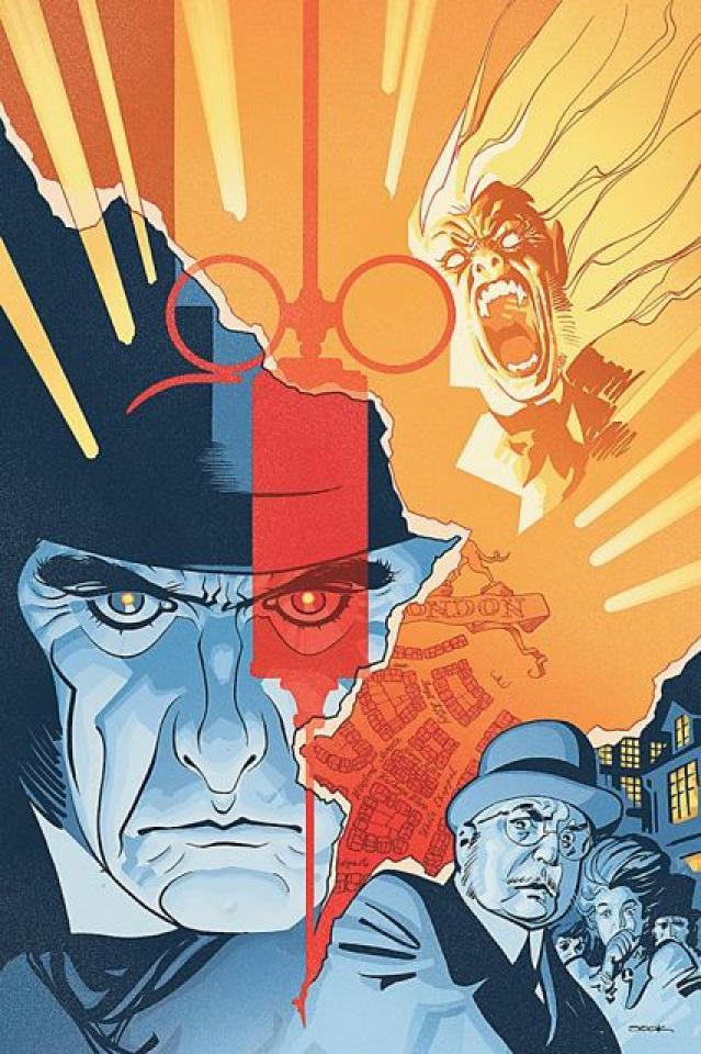 Victorian Undead II: Sherlock Holmes vs. Dracula #5