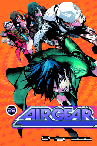 Air Gear Vol. 28