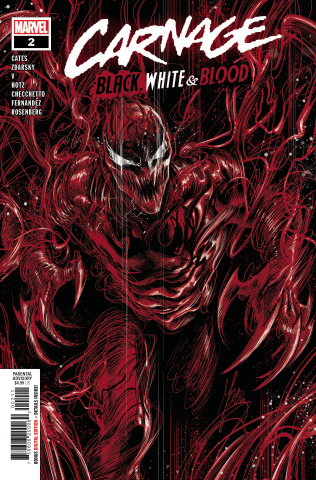 Carnage: Black, White, and Blood #2