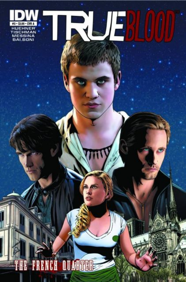 True Blood: The French Quarter #3