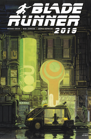 Blade Runner 2019 #5 (Mead Cover)