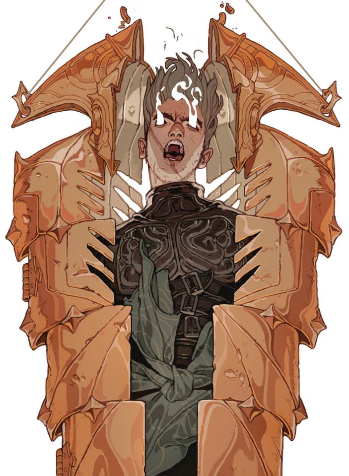 Dragon Age: Blue Wraith #2