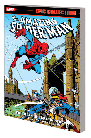 The Amazing Spider-Man: The Death of Captain Stacy (Epic Collection)