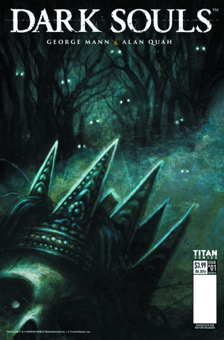 Dark Souls: Winter's Spite #1 (Heidersdorf Cover)