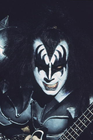 KISS: The End #1 (Virgin Photo Cover)