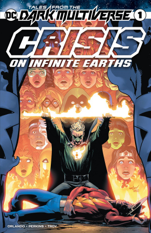 Tales From the Dark Multiverse: Crisis on Infinite Earths #1