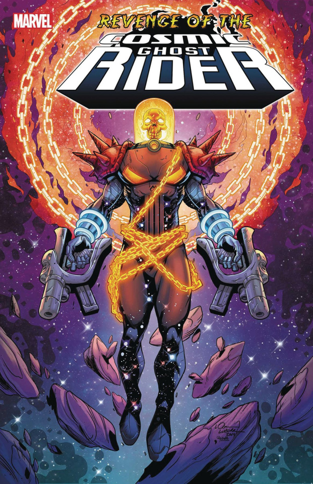 Revenge of the Cosmic Ghost Rider #1 (Lubera Cover)