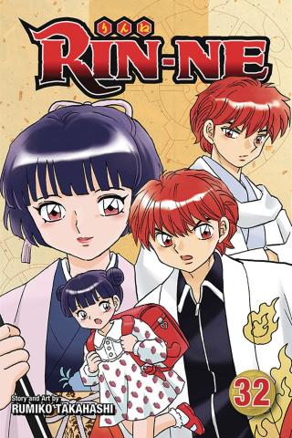 Rin-Ne Vol. 32